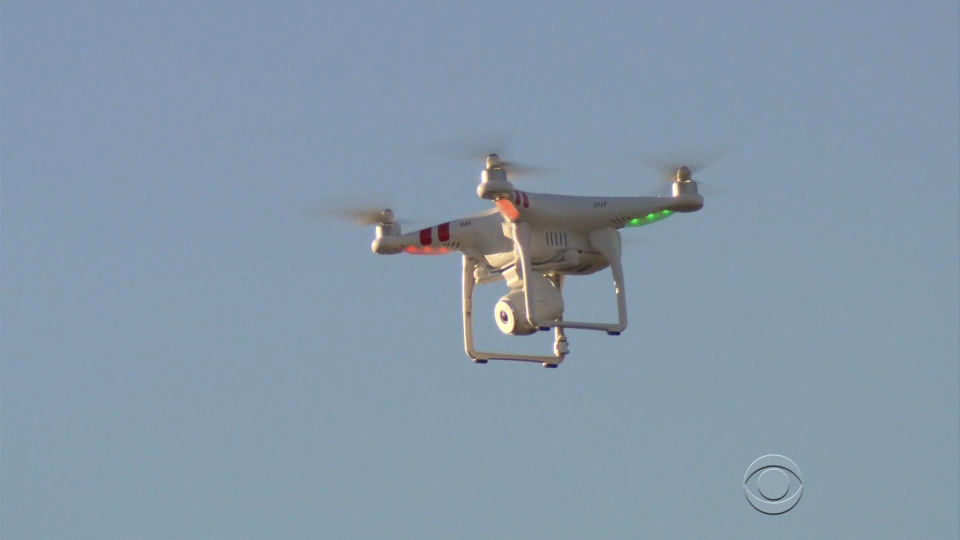 Drone over White House highlights security concerns