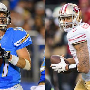 Chargers at 49ers Preview