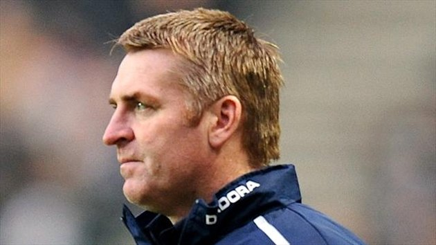 Dean Smith, Walsall manager