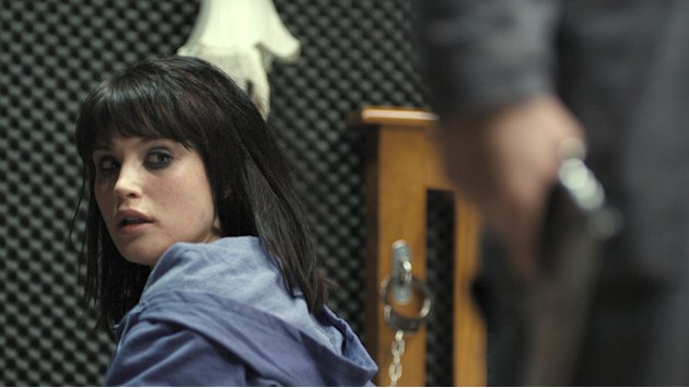 Gemma Arterton The Disappearance of Alice Creed Production Stills Anchor Bay 2010