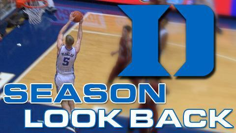 Duke Blue Devils 2012-13 Season Recap