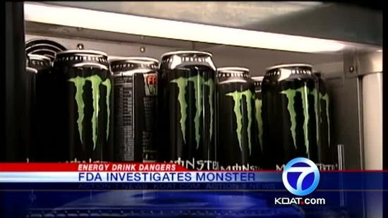 Death sparks health concern over energy drinks