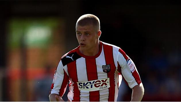 Football - Bidwell to stay with Bees