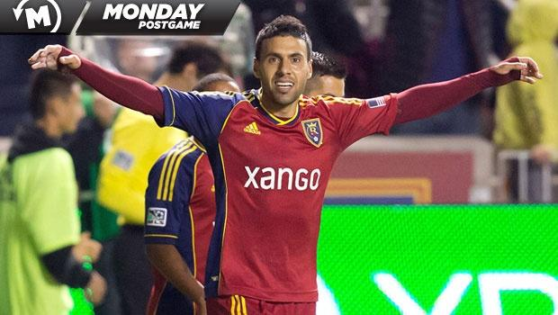 Monday Postgame: A closer look at the impact players of the 2013 MLS Cup playoffs