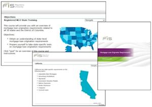 FIS Launches Industry's First Comprehensive e-learning Suite for New CFPB Rule Compliance