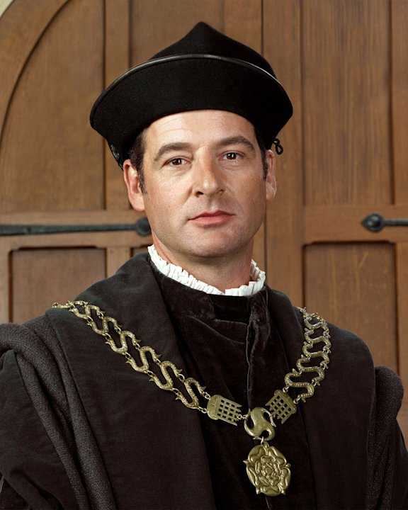 Jeremy Northam stars as Sir Thomas Moore in The Tudors.