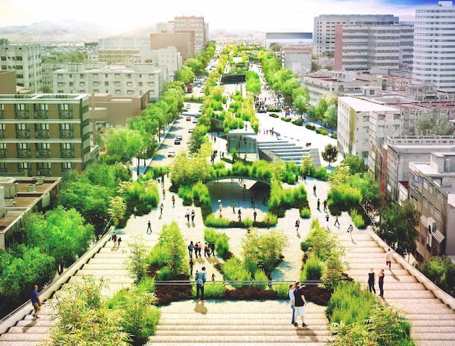 Parks & Recreation: An Historic Mexico City Street May Become a Highline-Style Urban Greenway