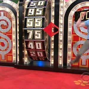 The Price is Right Contestant Goes Wild
