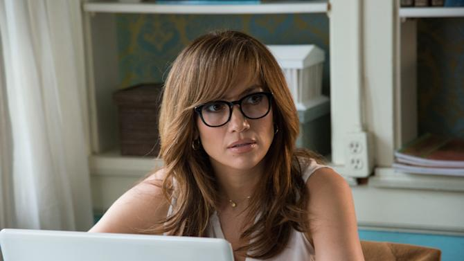 """This photo released by Universal Pictures shows Jennifer Lopez as Claire Peterson in a scene from the film, """"The Boy Next Door."""" (AP Photo/Universal Pictures, Suzanne Hanover)"""