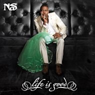 "This CD cover image released by Def Jam shows ""Life is Good,"" the latest release by Nas. (AP Photo/Def Jam)"