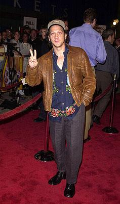 Rob Schneider at the LA premiere for Columbia's Tomcats