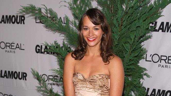 Rashida Jones attends The Glamour Magazine 2007 Women of The Year Awards.