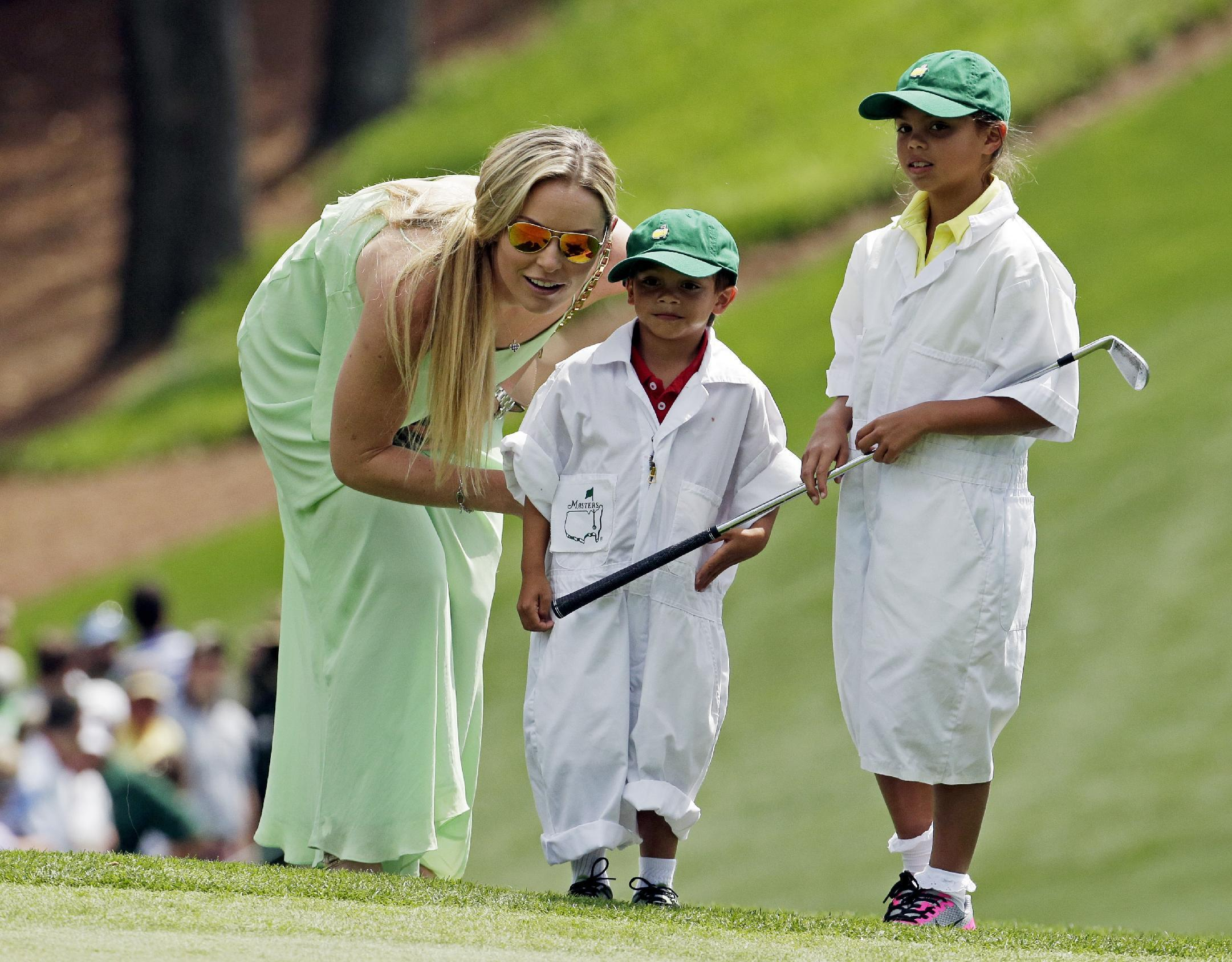 Tiger Woods' son Charlie finished T-2 in U.S. Kids junior event