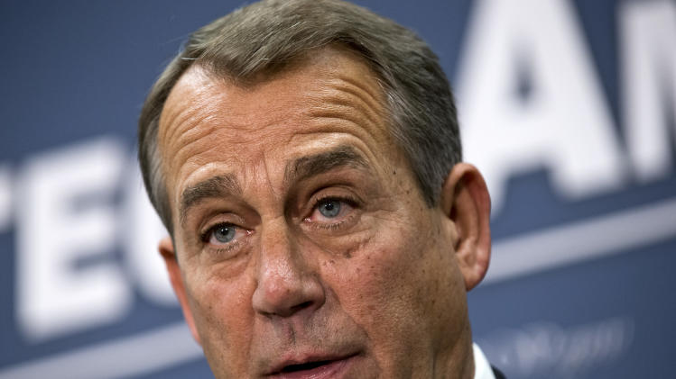 Cliff talks hit a lull with Boehner's 'Plan B'