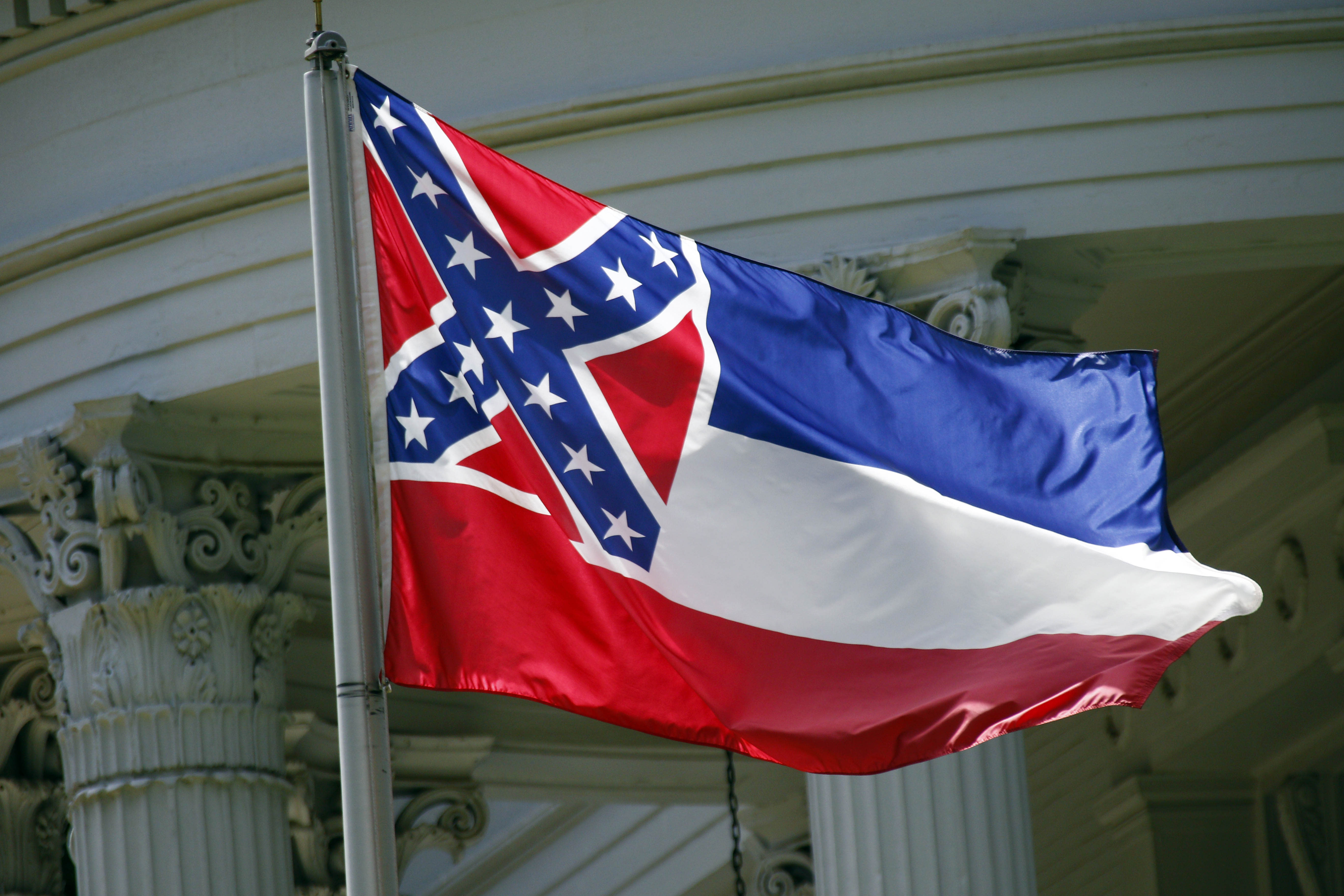 Proposal would erase Confederate sign from Mississippi flag
