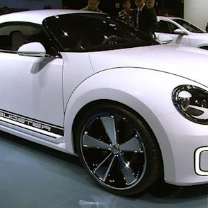 VW squashes the Bug