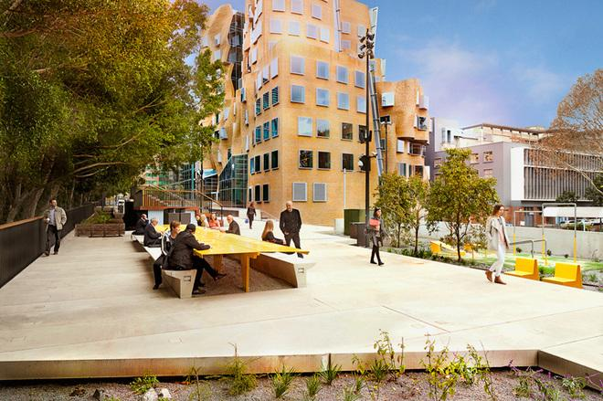 Globe Trotting: Check Out Phase One of Sydney's High Line-like 'Goods Line'