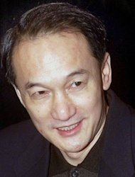 Nan Yong, the former head of the Chinese Football Association, during a press conference in Beijing in 2005. China put Nan on trial Wednesday for taking bribes, the official Xinhua news agency reported
