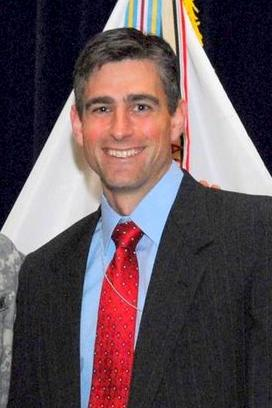 In this 2012 photograph provided by the candidates campaign,Michael Baumgartner poses for a photo. Michael Baumgartner is running for the Senate in Washington. (AP Photo)