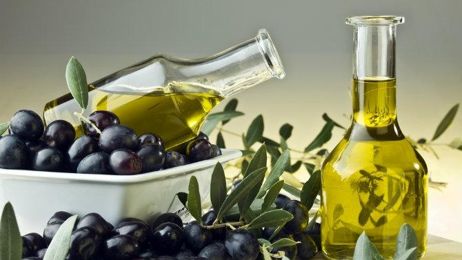 The Murky Truth Behind Olive Oil