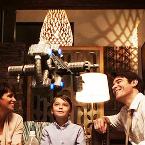 The Fantastic Futuristic Gadgets of 'Extant'