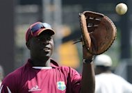 "West Indies coach Ottis Gibson, seen here in February 2011, has urged Caribbean cricket fans to keep faith with his youthful side after their latest defeat, admitting criticism from ""your own people"" was tough to take"