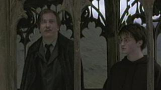 Harry Potter And The Prisoner Of Azkaban Scene: I Recognized You Immediately