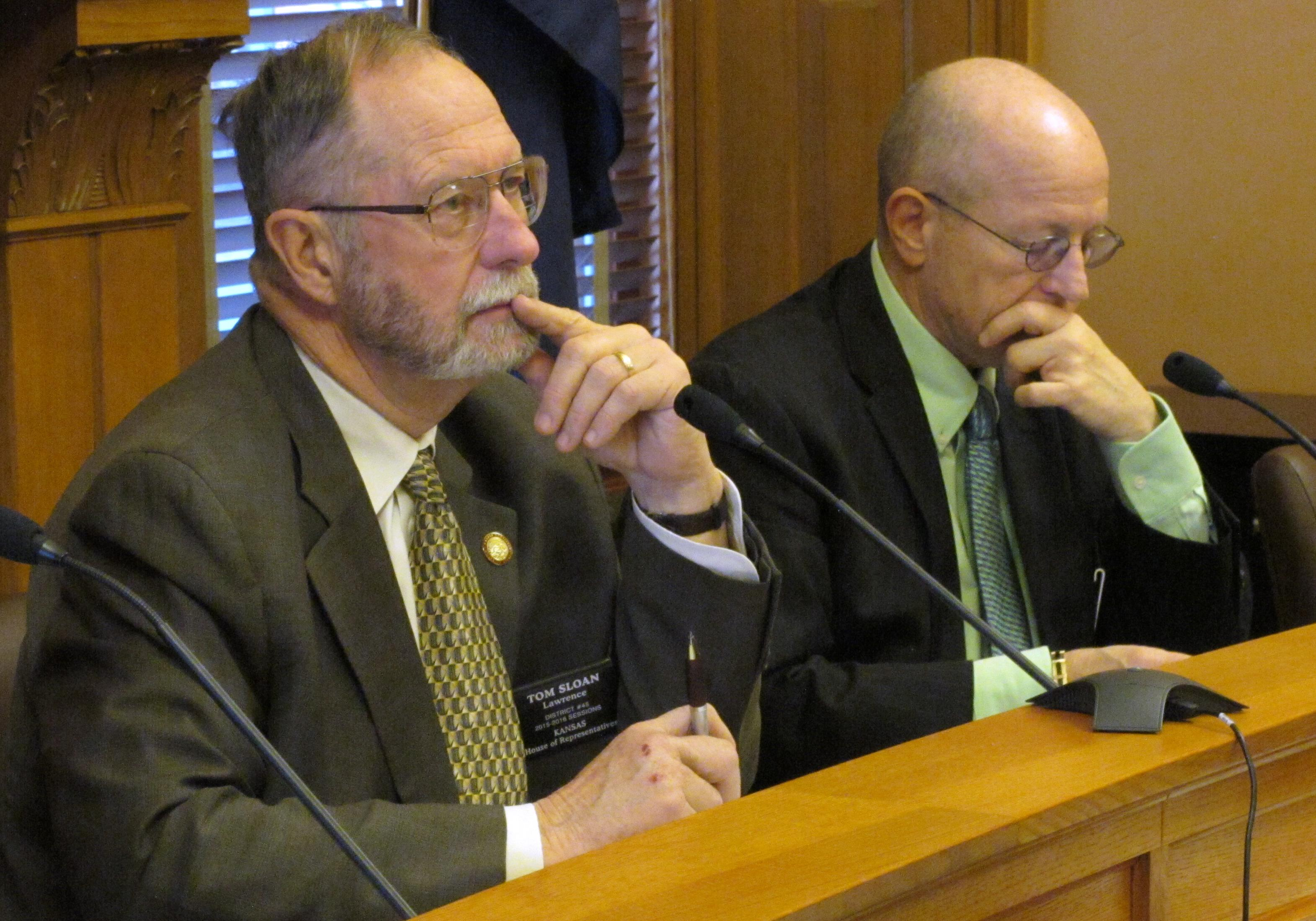 Kansas House committee working on plan to expand Medicaid