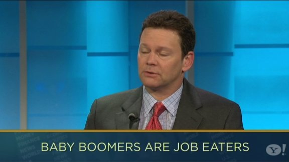 Are Baby Boomers Steeling Kids' Jobs?