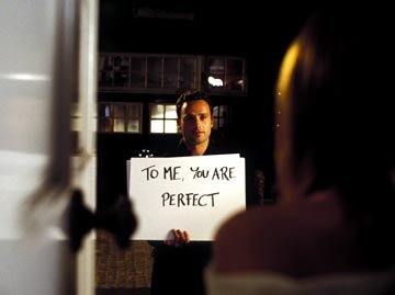 Andrew Lincoln as Mark, a Londoner in the grip of love, in Universal's Love Actually