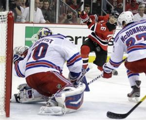 Rangers-Devils Preview