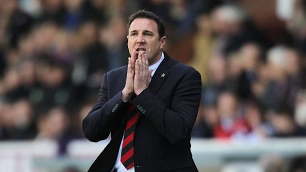 Malky Mackay says that Cardiff will not take much inspiration from Swansea's recent success