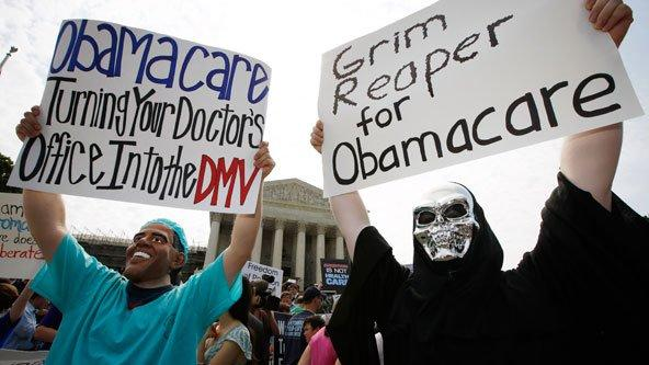 Public Opinion on Obamacare Still Unfavorable