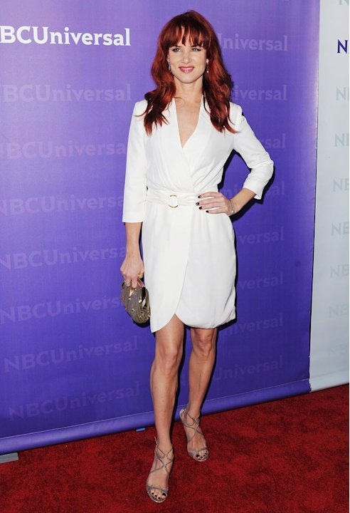 "Juliette Lewis (""The Firm"") attends the 2012 NBC Universal Winter TCA All-Star Party at The Athenaeum on January 6, 2012 in Pasadena, California."