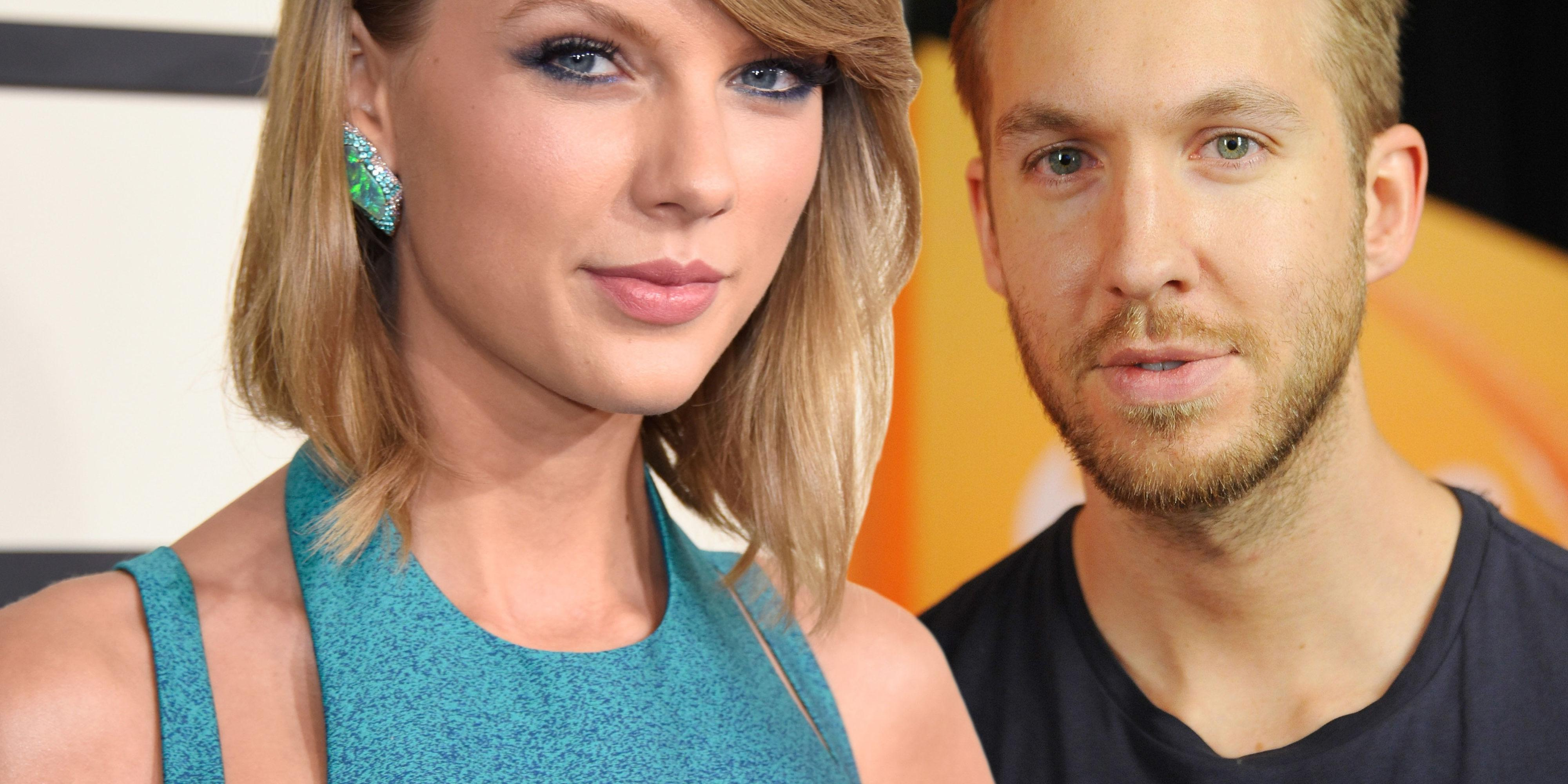Calvin Harris Just Revealed Some Super Sad News for Taylor Swift Fans