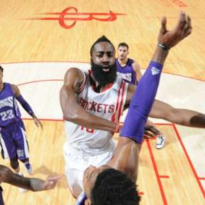 Kings vs. Rockets