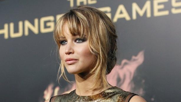 Jennifer Lawrence Has High-Class Problems