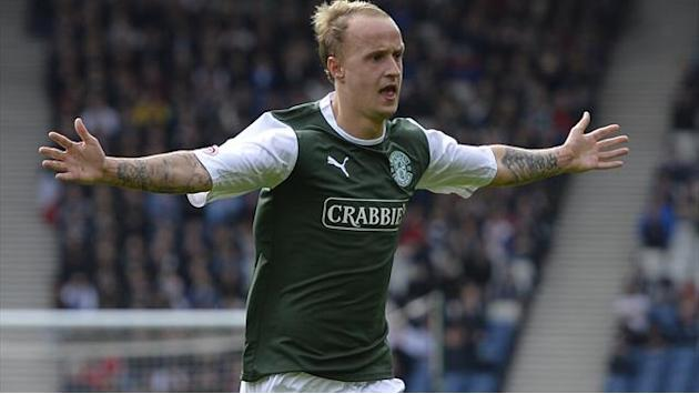 Scottish Football - Hibernian into cup final after stunning fightback