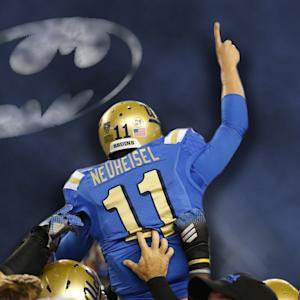 UCLA's Jerry Neuheisel Like You've Never Seen Him Before