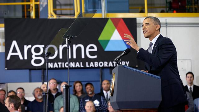 President Obama Focuses on Energy Spending While GOP Eyes Budget