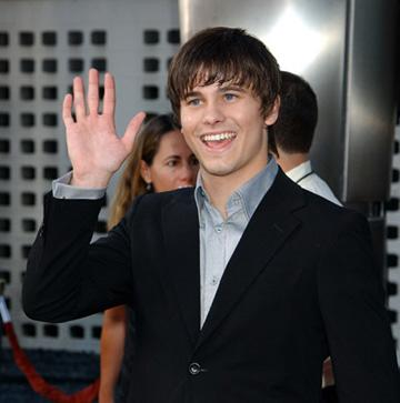 Jason Ritter at the LA premiere of New Line's Freddy vs. Jason