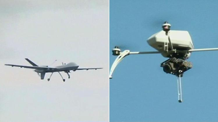 California bills tackle drones, personal privacy