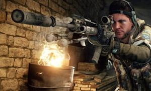 A screen shot from the new video game Medal of Honor: Warfighter, a first-person shooting game that recreates missions similar to the raid that killed Osama bin Laden.