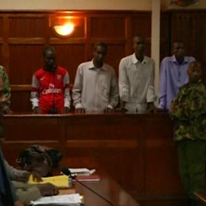 Kenya denies bail for men charged with aiding mall attackers