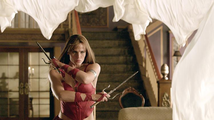 Worst Comic Adaptations 2008 Elektra Jennifer Garner
