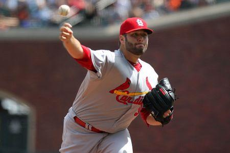 MLB: St. Louis Cardinals at San Francisco Giants