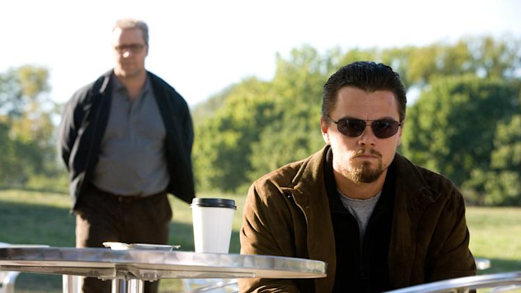 Russell Crowe Leonardo DiCaprio Body of Lies Production Stills Warner Bros. 2008