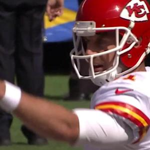 Wk 7 Report Card: Kansas City Chiefs