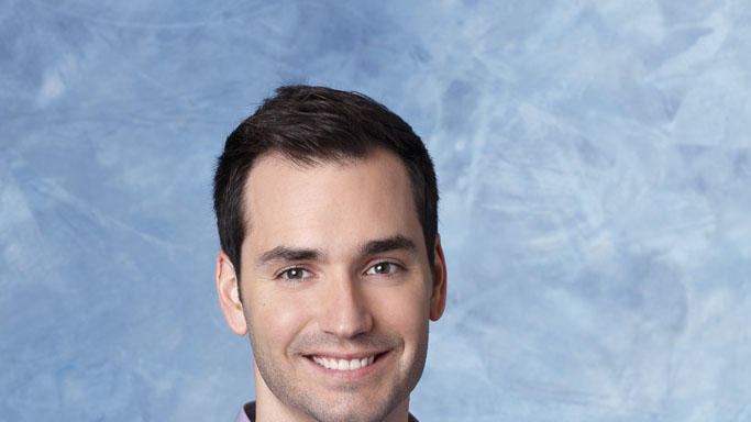 """The Bachelorette"" Season 9 - Chris"