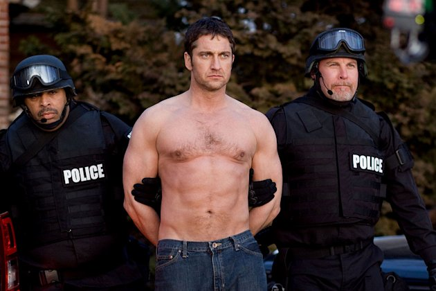 Law Abiding Citizen Production Photos Overture Films 2009 Gerard Butler